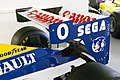 Williams FW15C rear wing Donington Grand Prix Collection.jpg