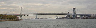 Williamsburg Bridge from Gowanus Bay jeh