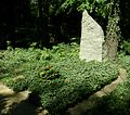 Wilmersdorfer Waldfriedhof Stahnsdorf - Grab Levi.jpg