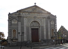 Image illustrative de l'article Église Saint-Pierre de Wimille
