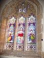 Windows at St. Martin Of Tours, West Coker - geograph.org.uk - 1170665.jpg