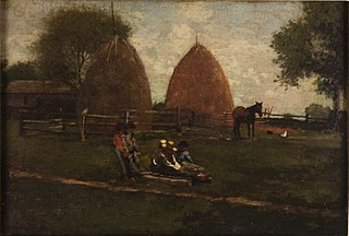 Haystacks and Children