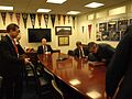 Wisconsin Sen Johnson Meeting2 (16695330595).jpg