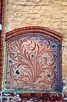 Wismar, St. Nikolai, Fresko.JPG