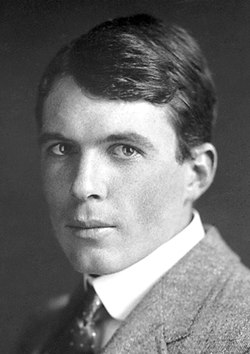 William Lawrence Bragg 1915-ben