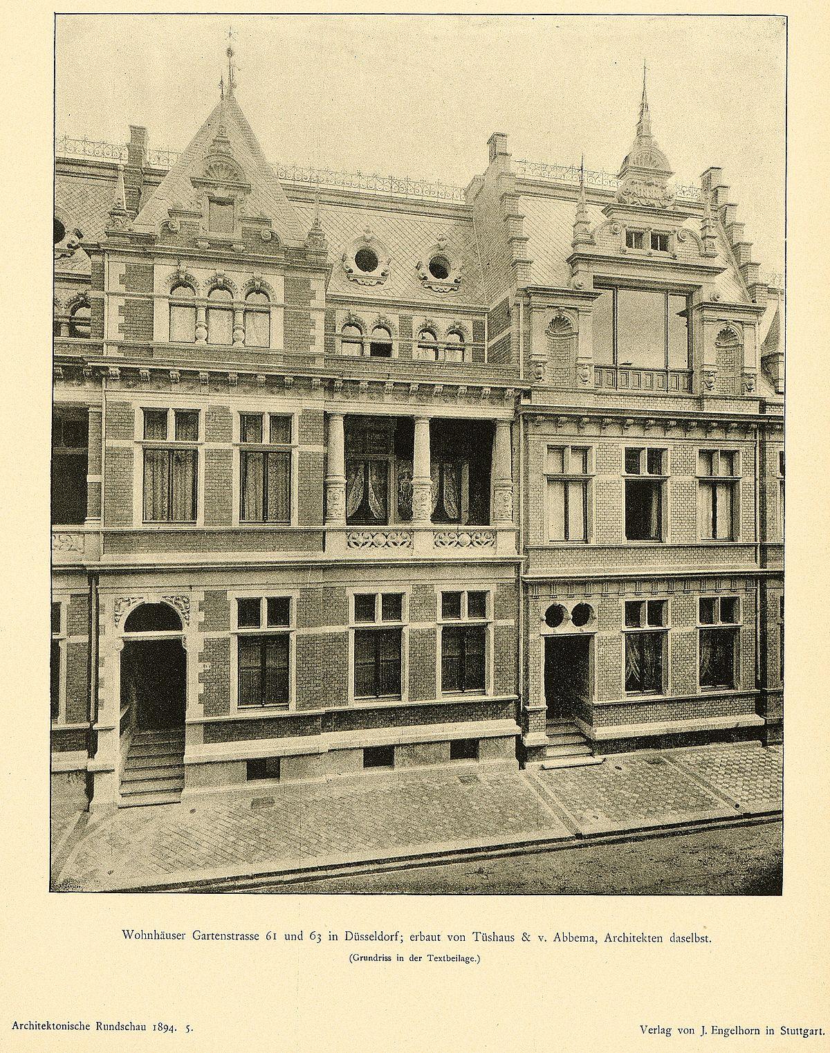 Architektonische Rundschau Wikipedia