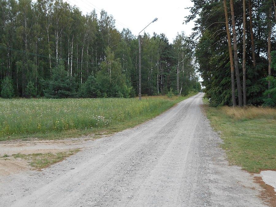 Wojciechówka, Mińsk County