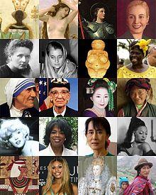 13a501ffb نساء حول العالم و من حقب مختلفة من التاريخ