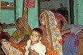 Women in Raisen district, M.P., India.jpg