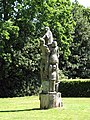 Wooden sculpture in Memorial Park - geograph.org.uk - 1328474.jpg