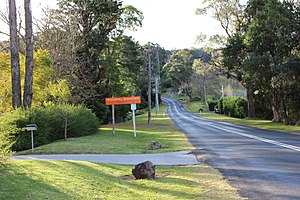 Woodhill, New South Wales - Image: Woodhill Mountain, New South Wales
