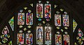 Worcester Cathedral, Cloisters stained glass (37405670546).jpg