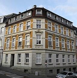 Akazienstraße in Wuppertal