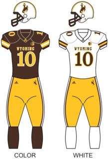 Wyoming Cowboys football Football team for the University of Wyoming