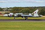 XH558 Avro Vulcan (21160638898).jpg