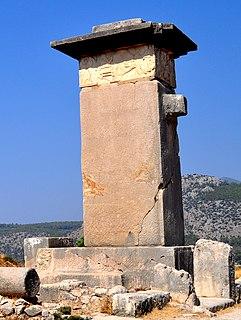 Tomb in Turkey
