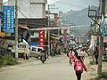 Xiancun - main street - DSCF4109.JPG