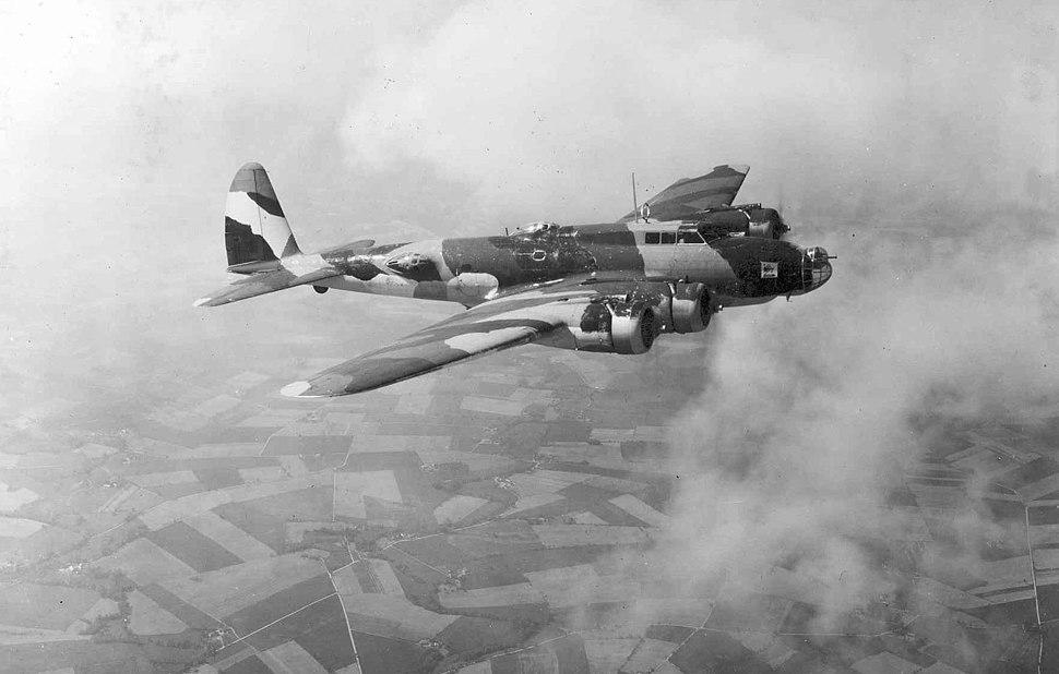 YB-17 20th Bomb Squadron, 2nd Bomb Group