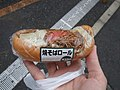 Yakisoba sandwich by gaelenh in Tokyo.jpg