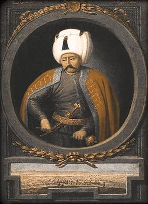 Yavuz Sultan Selim Bridge - 9th Sultan of the Ottoman Empire, Selim I (1470–1520)