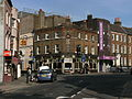 Ye Old Rose and Crown and Greenwich Theatre, Crooms Hill, London SE10.jpg