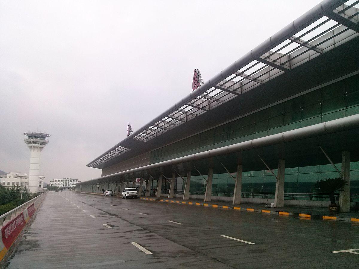 Metric To Standard >> Yiwu Airport - Wikipedia