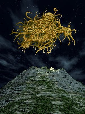 Yog-Sothoth - Artist's depiction of Yog-Sothoth