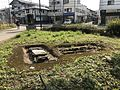 Yokomichi Site in front of Kurumedaigaku-mae Station.jpg