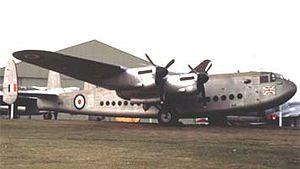 Avro York - RAF York