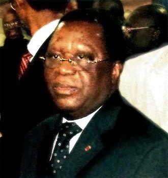 Minister of Foreign Affairs (Ivory Coast) - Image: Youssoufbakayoko 1