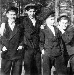 La gioventù di Boris El'cin