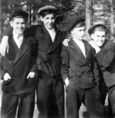 Youth of Eltsin