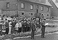 Załoga strażnicy WOP Graniczne Budy, 1980-1989 01.jpg