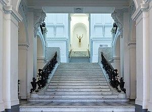 Zachęta - Zachęta - main hall and staircase