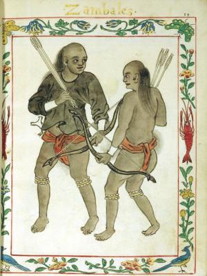 Sambal people - Sambal warriors