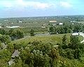 Zamek w Czersku - widok z Baszty Południowej - panoramio.jpg