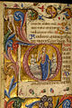 Zanino di Pietro - Leaf from Book of Hours - Walters W32245V - Reverse Detail.jpg