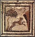 Zaragoza - Museo - Villa Fortunatus - Mosaico abril.jpg