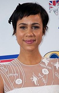 Zawe Ashton English actress and playwright