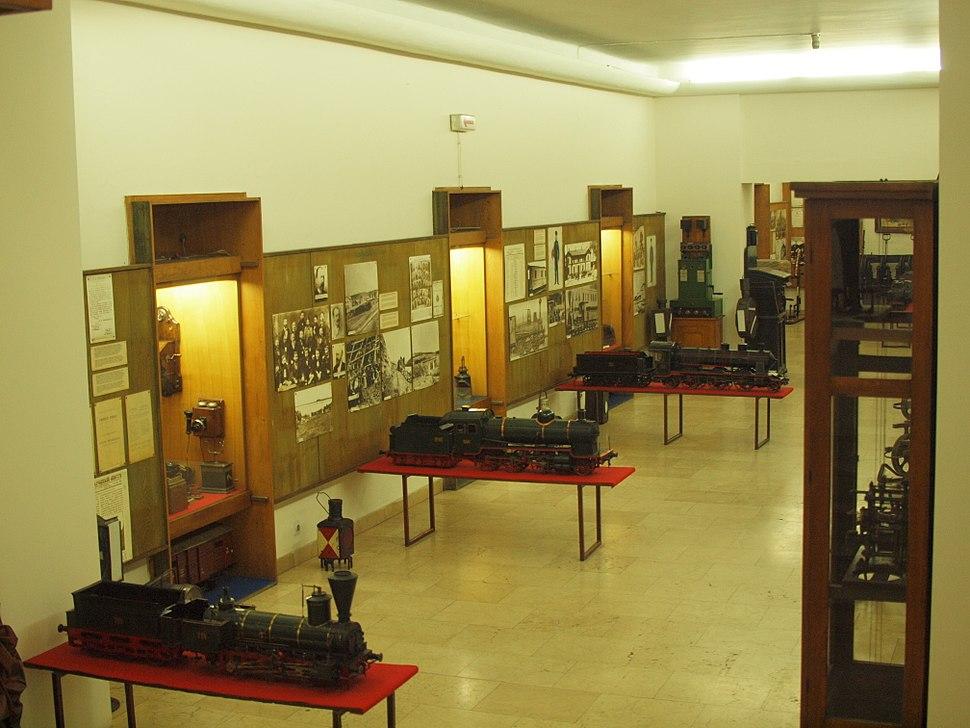 Zeleznicki muzej belgrade