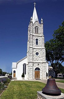 Zion Lutheran Church (Fredericksburg, Texas) Church in Texas, United States