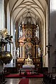 Znojmo Saint Nicholas Church Interior 01.jpg