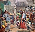 """Gesù davanti a Caifa"" di Girolamo Massei.jpg"