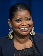 Photo of Octavia Spencer in 2016.
