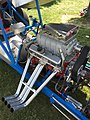 """Javelin 2"" American Motors funny car dragster Chilson Motors PA at 2015 AMO show 4of6.jpg"