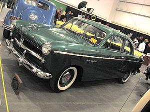 Willys Aero - Image: '50s Willys