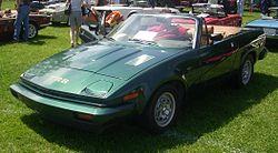 Triumph TR8 - Wikipedia