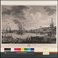 'To The King's most Excellent Majesty, This View of the Royal Dock Yard at Chatham - by - Richd. Paton' RMG PY9712.tiff