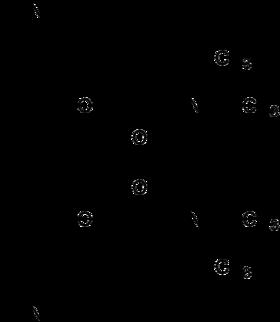 Strukturformeln der beiden Enantiomeren von (±)-Pindolol