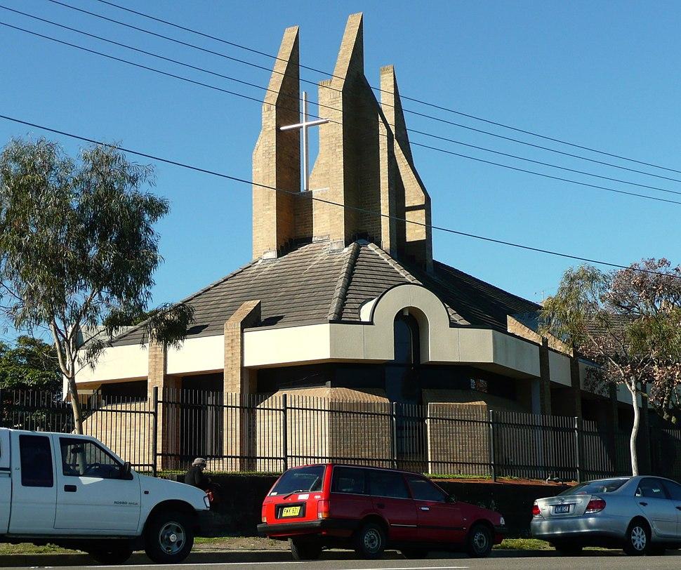 (1)Holy Trinity Church Kingsford Sydney